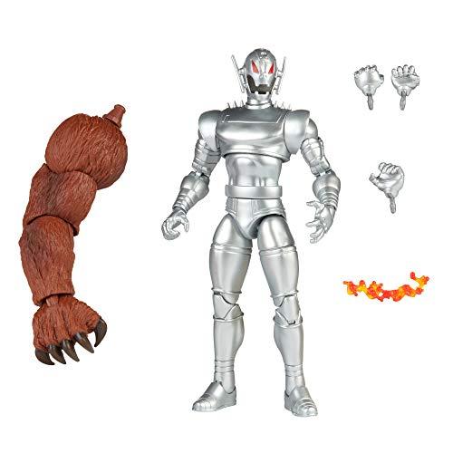 Hasbro Marvel Legends Series 15 cm große Ultron Action-Figur,...