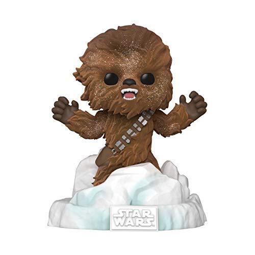 Funko 49755 POP Deluxe: Star Wars-Chewbacca Exclusive Sammelbares...