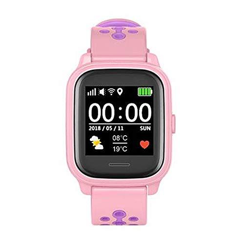Anio 4 Touch ROSA GPS Kinder Smartwatch Smartphone Watch - Schutz...
