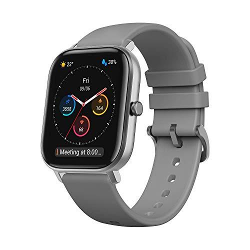 Amazfit Smartwatch GTS Fitness Armbanduhr 5 ATM wasserdicht...