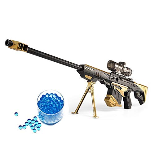 JINGYD Wasser Bombe Spielzeugpistole, Militärkampf Barrett...