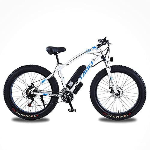 E-Bikes für Erwachsene, 4.0' Fat Tires 26 Zoll 21 Speed...