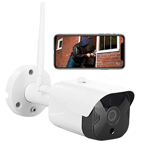 7links Outdoor Kamera: Outdoor-WLAN-IP-Überwachungskamera mit...