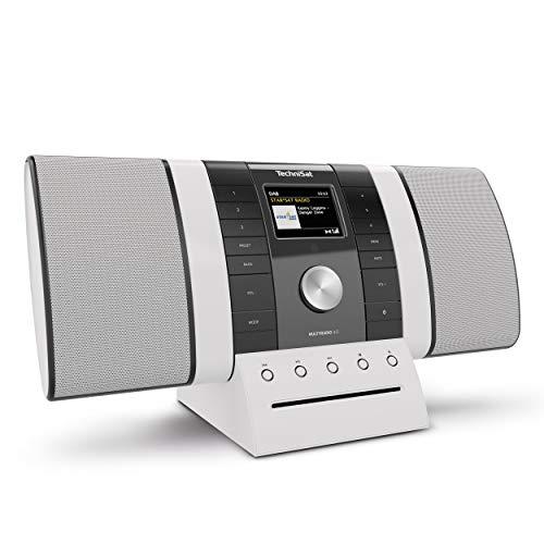 TechniSat MULTYRADIO 4.0 - Internetradio (WLAN Radio, DAB+, UKW,...