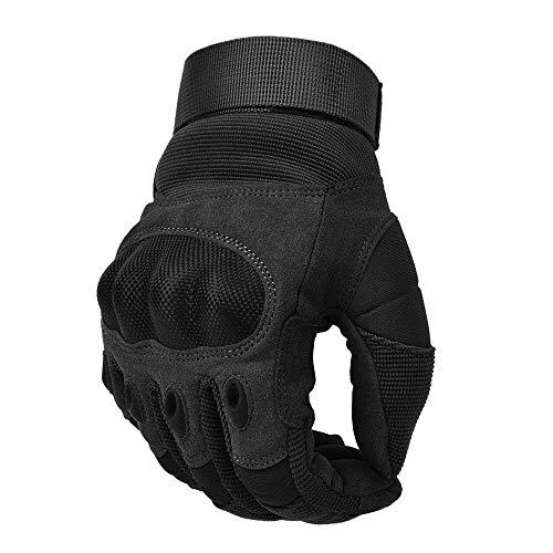 COTOP Motorrad Handschuhe, Touch Screen Hard Knuckle Handschuhe...