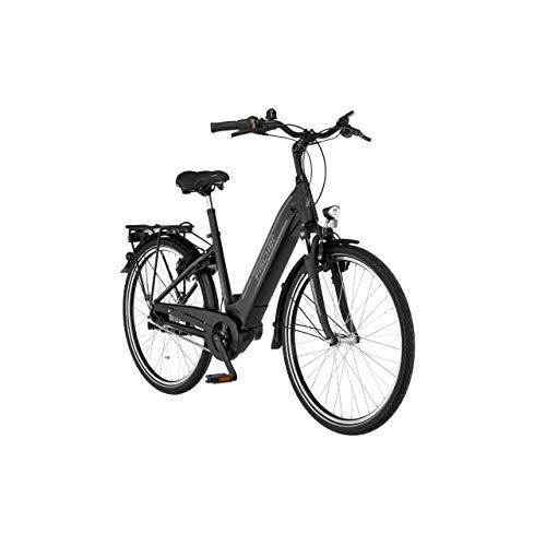 FISCHER E-Bike City CITA 4.1i, Elektrofahrrad, schwarz matt, 26...