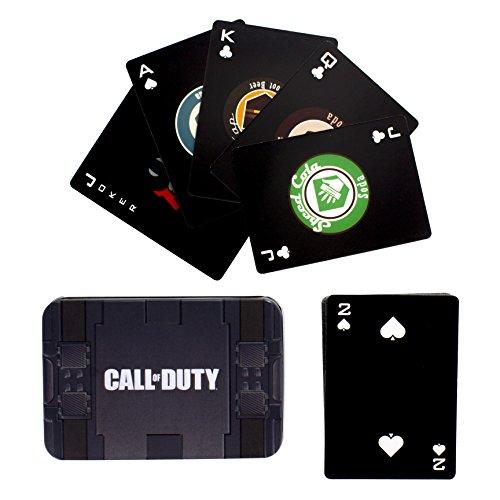 Call of Duty Spielkarten Perk Logos