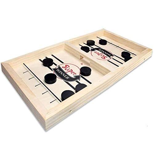 Sunshine smile brettspiel Hockey,Fast Sling Puck Game,Tisch...
