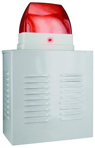 Smartwares SW SA11D 21924 Dummy Alarmanlagen-Fassandenbox mit...