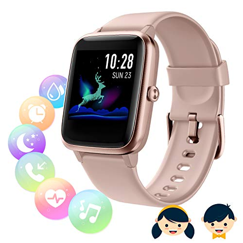 SmartWatch Fitness Tracker,Fitness Armband mit herzfrequenz,Smart...