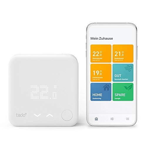 tado° Smartes Thermostat (Verkabelt) Starter Kit V3+ –...