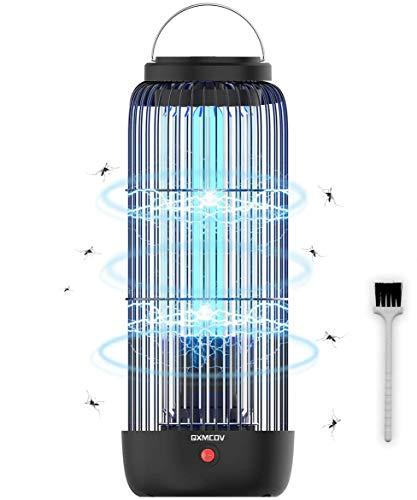 Elektrisch Insektenvernichter, QXMCOV 11W UV Elektrischer...