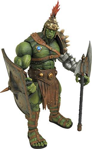 DIAMOND SELECT TOYS Marvel Select Planet Hulk Action-Figur,...