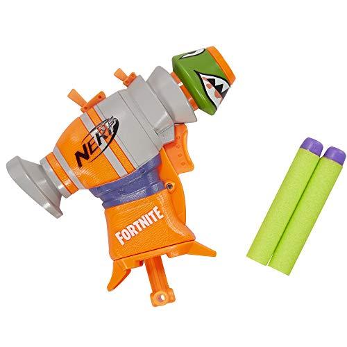 Hasbro Fortnite RL Nerf MicroShots Dart-Spielzeug-Blaster und 2...