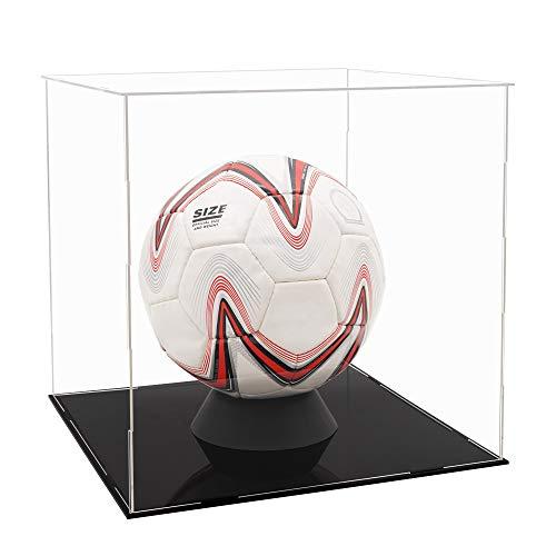 Tingacraft - Acryl Vitrine 300 x 300 x 300 mm für Fußball,...