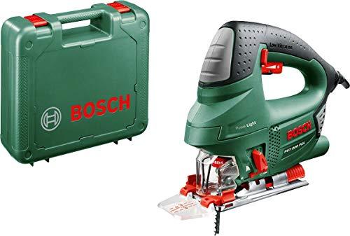 Bosch Stichsäge PST 900 PEL (620W, Hubzahl bei Leerlauf 500 bis 3100 U/min, in...