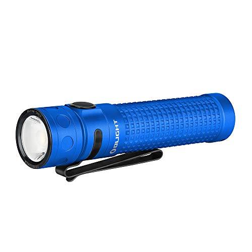 BATON PRO LED-Taschenlampe 2000 Lumen, Blau limitiert