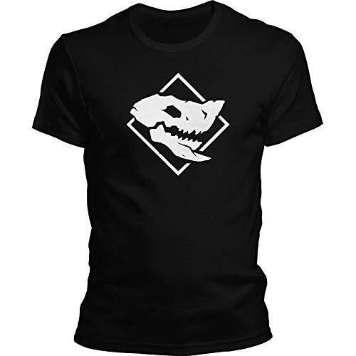 DragonHive Herren T-Shirt Apex Legends Logo Season 1, Größe:L,...