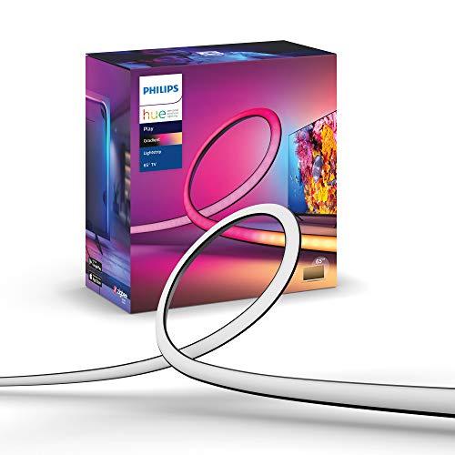 Philips Hue Play Gradient 65 Zoll Lightstrip 16 Mio. Farben,...