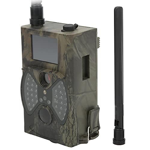 Jagdkamera, 1080P Wildkameras Nachtaufnahmen HC300M Drahtlose...