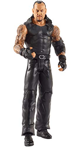 WWE GTG21 - WWE Basis-Actionfiguren, Undertaker, ca. 15 cm, zum...