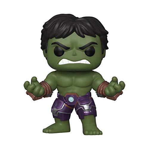 POP! Marvel: Avengers Game- Hulk (Stark Tech Suit)