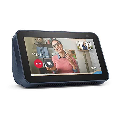 Der neue Echo Show 5 (2. Generation, 2021) | Smart Display mit...