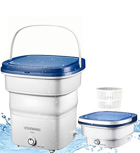 Faltbare Mini Waschmaschine | Waschautomat bis 1,5 KG |...