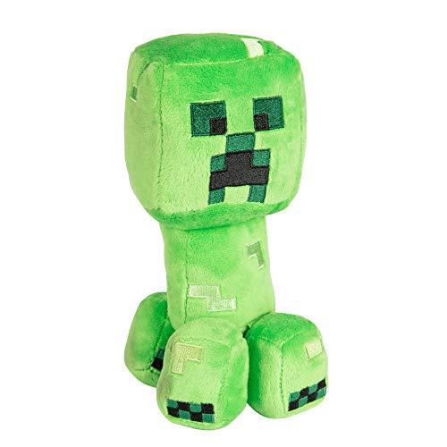 JINX 889343083877 7832 Minecraft Plüschtier Creeper, Grün,...