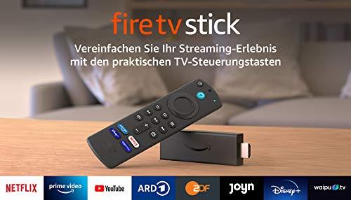 Fire TV Stick mit Alexa-Sprachfernbedienung (mit...