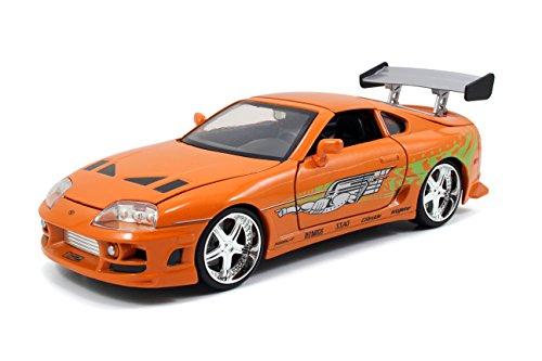 Jada Toys 253203005 Brian's 1995 Toyota Supra aus Fast &...