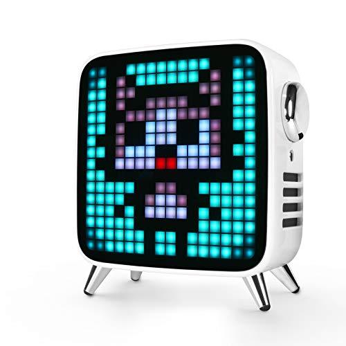 Divoom Tivoo Max - 40W Bluetooth-Lautsprecher mit Smart Pixel Art...
