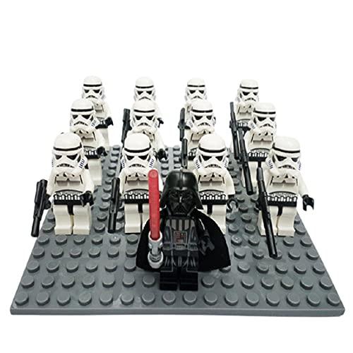 Star Wars Anime Figuren Imperial Stormtrooper PVC Spielzeug,...