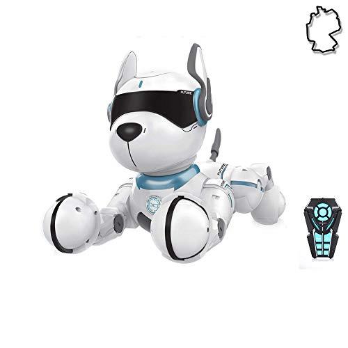 HSP Himoto Roboter Hund Dog RC ferngesteuert programmierbar mit...