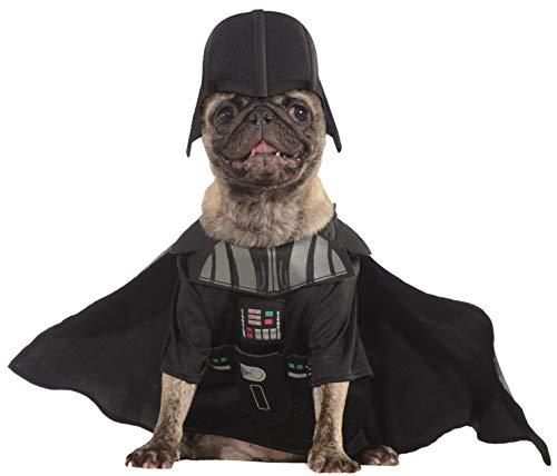 Rubie 's Offizielles Hunde-Kostüm, Darth Vader, Star...