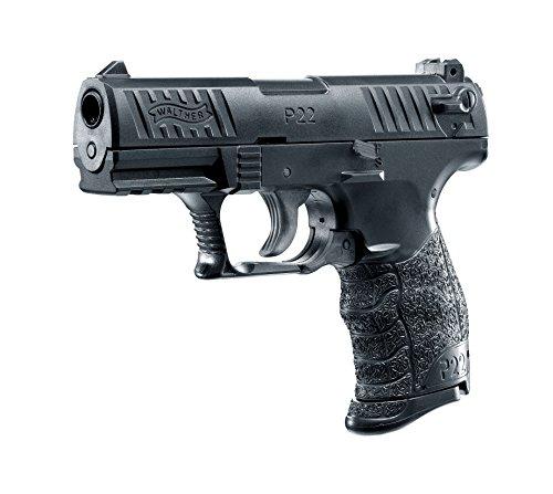 Walther Softair P22Q metal slide mit Maximum 0.5 Joule Airsoft...