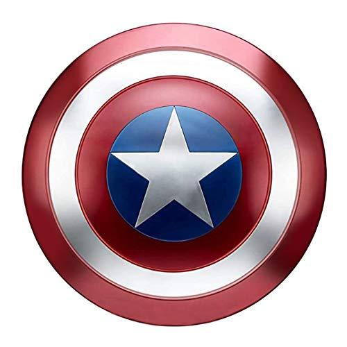 SK Miss Schild Captain America Metall 1:1 Version Erwachsene