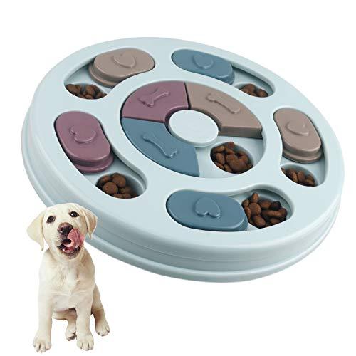 Elezenioc Hundespielzeug Intelligenz Hundefutter...
