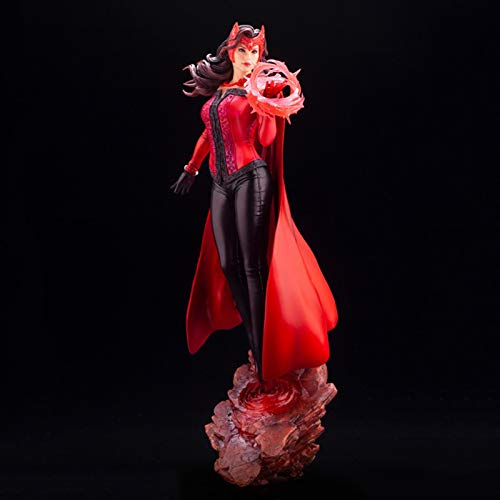 1/10 Scarlet Witch Actionfiguren Sammlung, 26Cm Hohe Qualität...