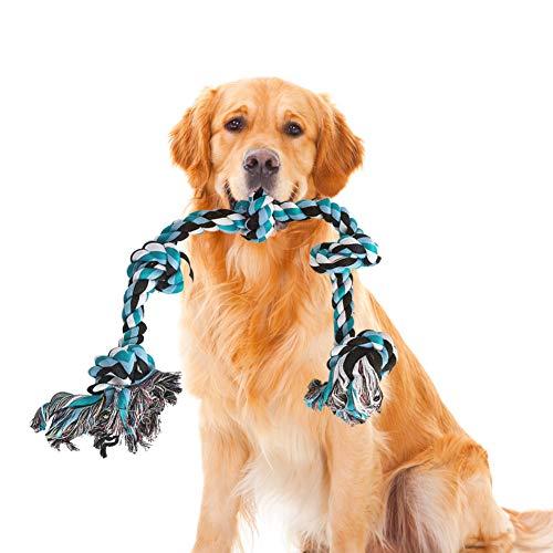 Hundespielzeug, Hundespielzeug Seil, Hundeseil Spielzeug,...