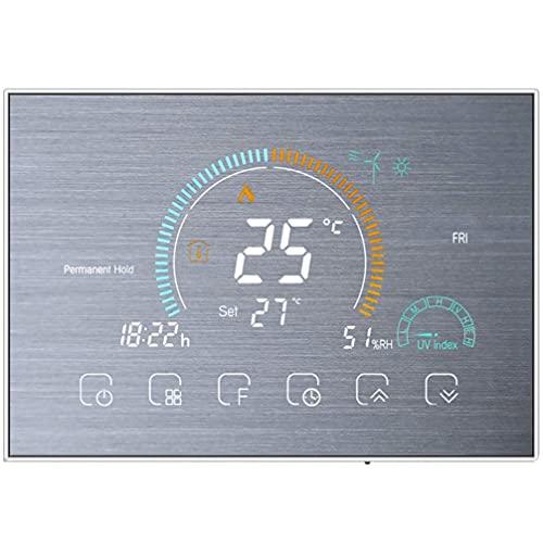 MOSHUO 1 Set Smart Bodenthermostat Heizungssteuerung Touchscreen...