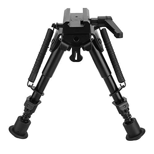 CUTULAMO 360-Grad-Zweibein, Schwarzes Aluminium 6-9 Zoll...