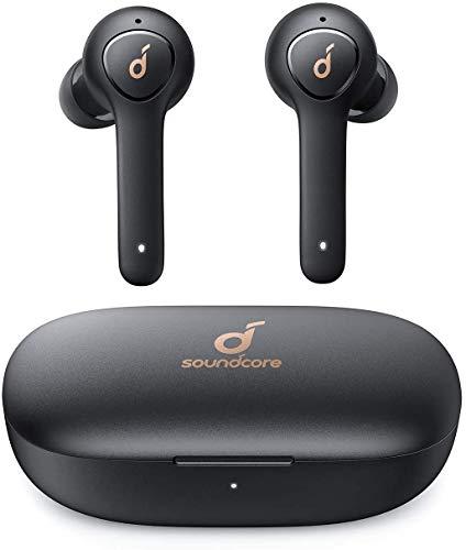 Soundcore Life P2 Bluetooth Kopfhörer, Wireless Earbuds CVC 8.0...