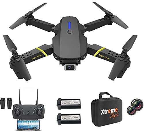 XTREME STYLE ✈️ XS89FPV-PRO Mini Drohne mit 4K Kamera. 50x...