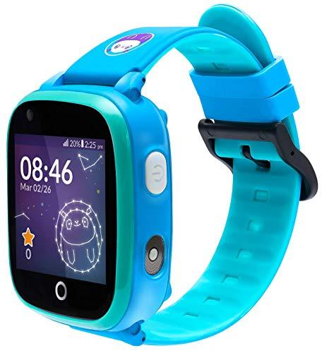SoyMomo Space 4G - GPS Uhr für Kinder 4G -Handy Uhr für Kinder...