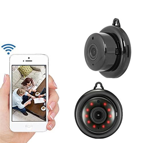 IYUNDUN Mini-Spion-WLAN-Kamera, Überwachungskameras Für...