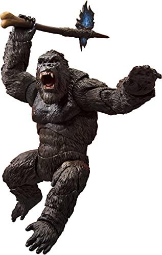 76018 - s.h. monsterarts - Godzilla vs Kong - Kong af 14 cm