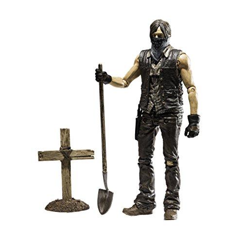 The Walking Dead Tv Series 9 - Grave Digger Dirt Daryl Dixon...