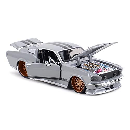Auto-Spielzeug-Kit Aus Metalldruckguss Diecast 1:24 Maßstab Für...