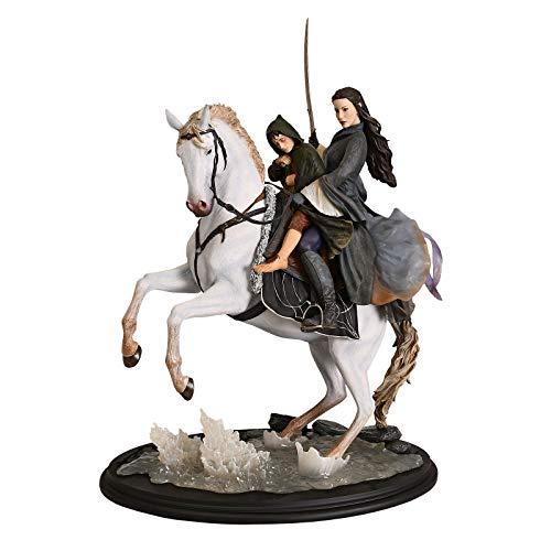 WETA Collectibles Herr der Ringe Statue Arwen & Frodo in...
